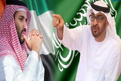 Saudi Arabia And United Arab Emirate crown prince