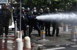 اعتراضات جلیقه زردها در فرانسه باردیگر از سر گرفته شد