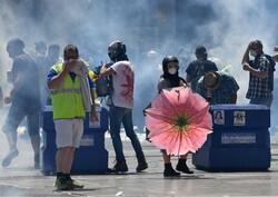 تأثیر حمله به تاسیسات آرامکو بر اعتراضات جلیقه زردها در فرانسه