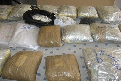 Police seize 400kg of narcotics in Yazd Province