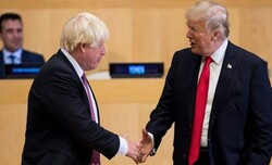 Johnson ile Trump İran'ı konuştu