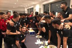 برگزاری مراسمجشن تولد مسعود شجاعی در سئول