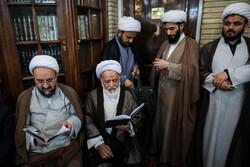 شہید حجۃ الاسلام خرسند کی یاد میں مجلس ترحیم منعقد