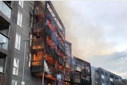 جاپان میں ایک کمپنی میں آگ لگنے سے 12 افراد ہلاک