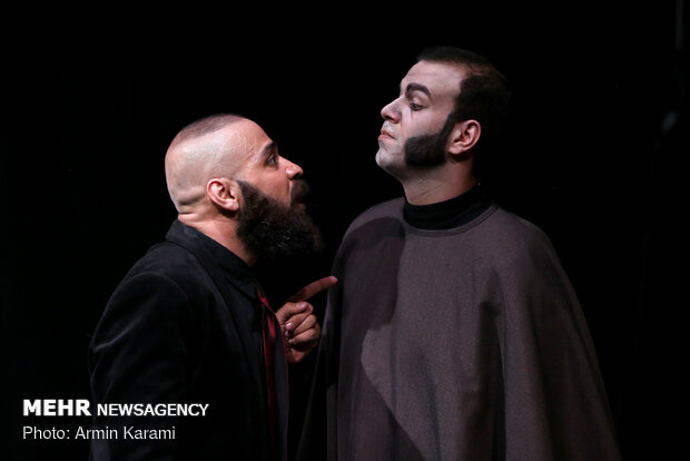 Stoppard's 'The Real Inspector Hound' on stage in Tehran