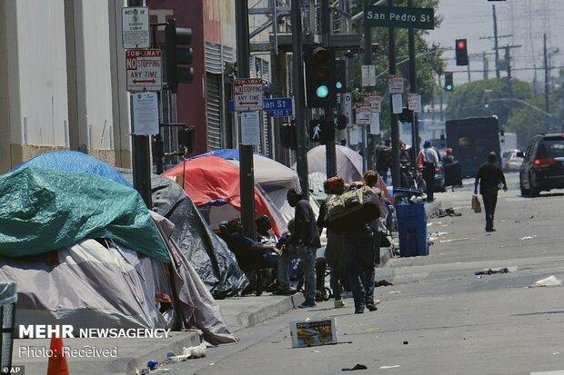 وضعیت بحرانی در دومین شهر پر جمعیت آمریکا