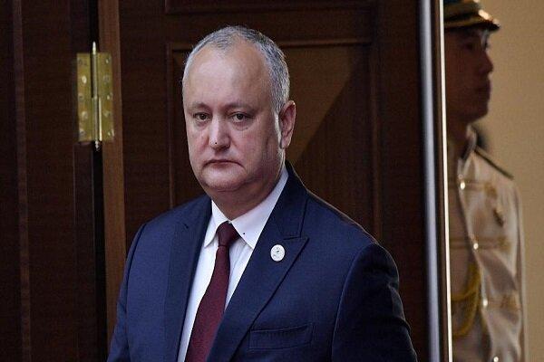 Moldova Cumhurbaşkanı görevden azledildi