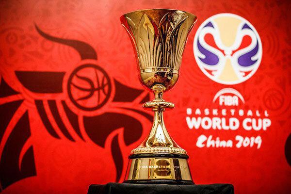 کاپ جام جهانی بسکتبال چین ۲۰۱۹ در راه ایران