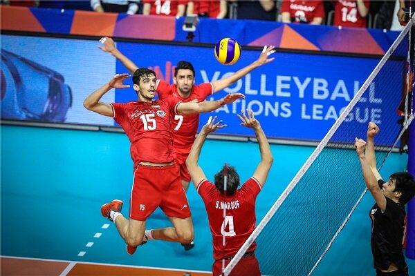 Iran wins Japan 3-0: 2019 VNL Week 2
