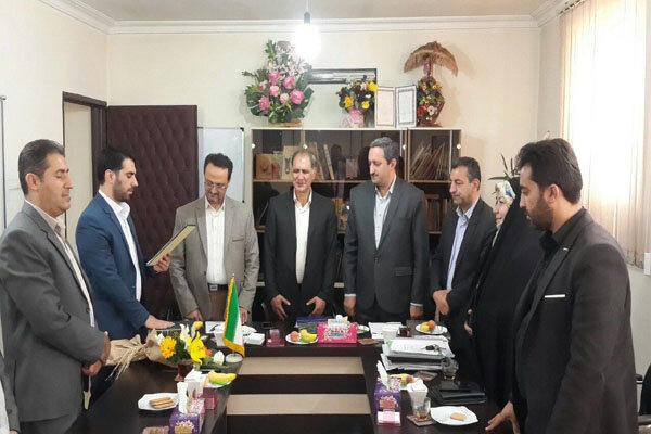 عضو جدید شورای اسلامی شهر فیروزکوه معرفی شد
