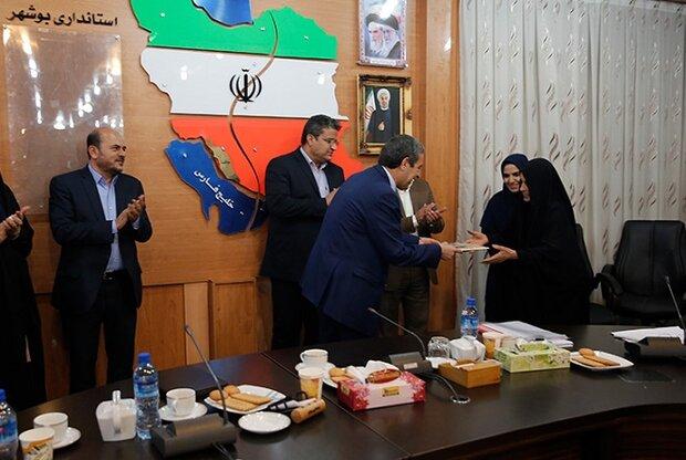 فعالان حوزه صنایع دستی استان بوشهر تجلیل شدند