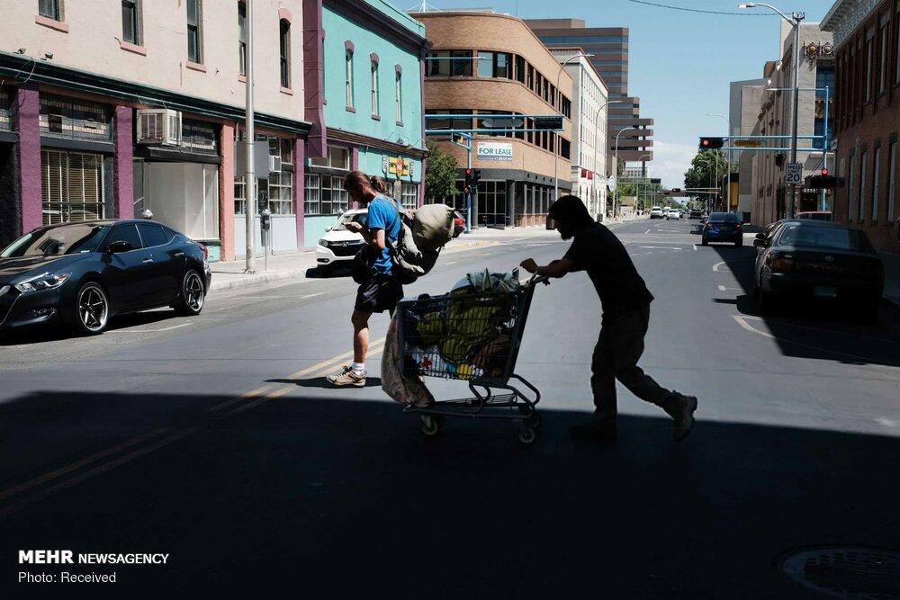 وضعیت بحرانی در دومین شهر پرجمعیت آمریکا