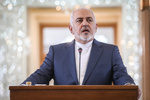 Zarif vows to 'strongly' continue 'resistance' against US' threats, sanctions
