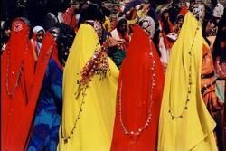 لباس زنان بختیاری جزو گران قیمت ترین پوشاک جهان/ سنجش قیمت با طلا
