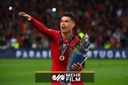 پرتغال فاتح اولین دوره لیگ ملتهای اروپا شد