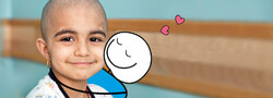 MAHAK has supported 4,555 children with brain tumor during the past 28 years