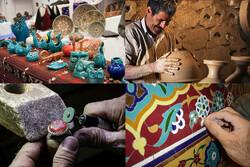میراث هنری قم در تمنای درخشیدن/ صنایع دستی؛ هنری ارزآور ولی مغفول