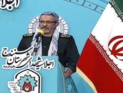 پایداری  نظام و انقلاب به یمن خون شهدا است