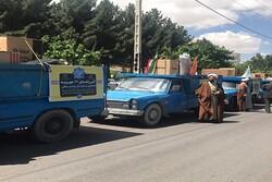 تحویل ۶۱ سری جهیزیه به زوجین مناطق کم برخوردار خراسان شمالی