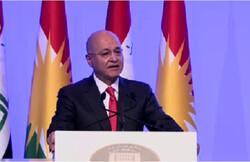 الرئيس العراقي يحذر من التعقيد الأخطر الذي لا يحمد عقباه