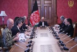 غنی و خلیلزاد در کابل دیدار کردند