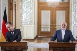 روایت وزارت خارجه آلمان از دیدار امروز ماس با ظریف