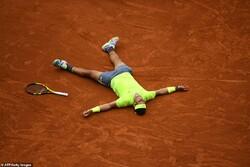 پاڵەوانیی ڕافائێل نادال لە پێشبڕکێ تنیس