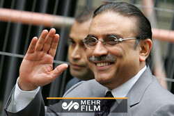 پاکستان کے سابق صدر گرفتار