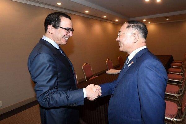 كوريا الجنوبية تطالب بإعفاءات للتجارة مع ايران
