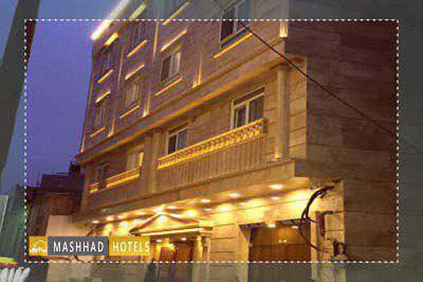هتلها و هتل آپارتمانهای مشهد