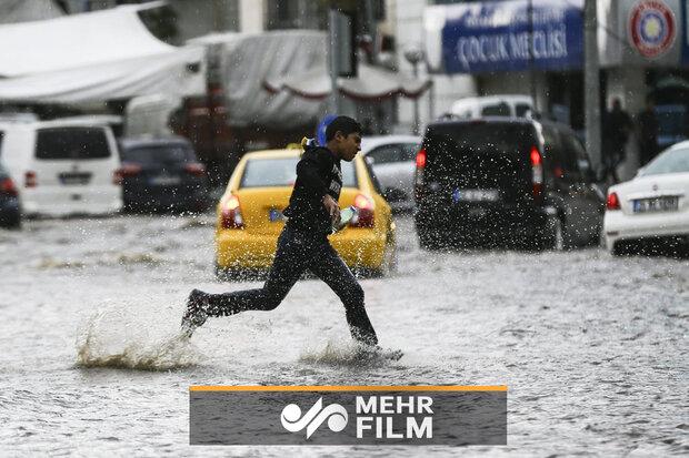 ترکی میں ہولناک سیلاب