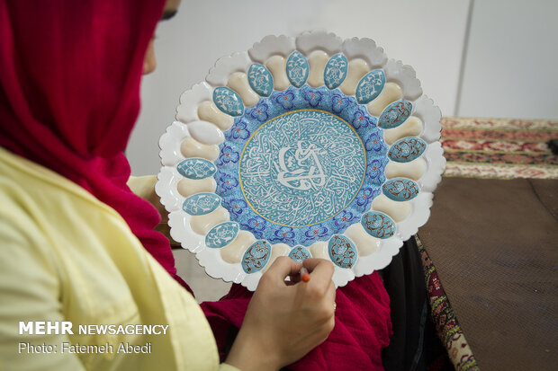 صنایع دستİran El Sanatları