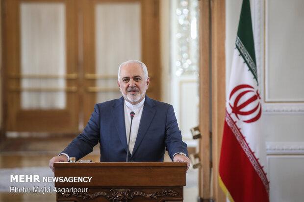 نشست خبري وزراي خارجه ايران و آلمان