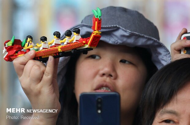 جشنواره دراگون بوت در هنگ کنگ