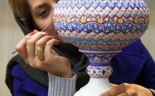 Exports of handicraft via suitcase grows 100% from Kerman