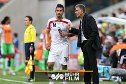 پشت پرده خداحافظی قوچاننژاد از تیم ملی/ کیروش جوابم را نداد