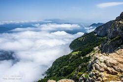 Astara bölgesinden muhteşem doğa manzaraları