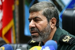 IRGC spokesman rejects rumors about commanders
