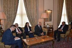 رایزنی وزیر خارجه مصر با نماینده ترامپ در امور سوریه