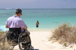Plan underway to improve accessibility for disabled travelers, locals