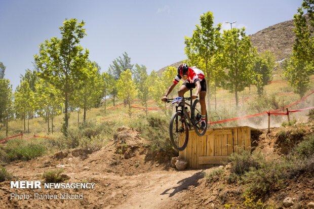 البطولة العالمية لركوب الدراجات الجبلية في ايران