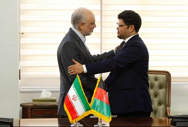 Iran, Afghanistan sign MoU on peaceful nuclear coop.