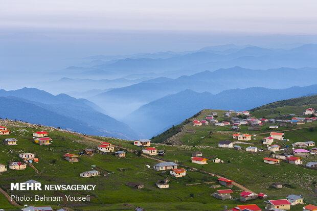 سفر به بهشت ییلاقی ایران