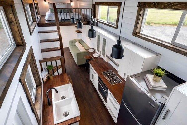 مسکن, کانادا, آشپزخانه