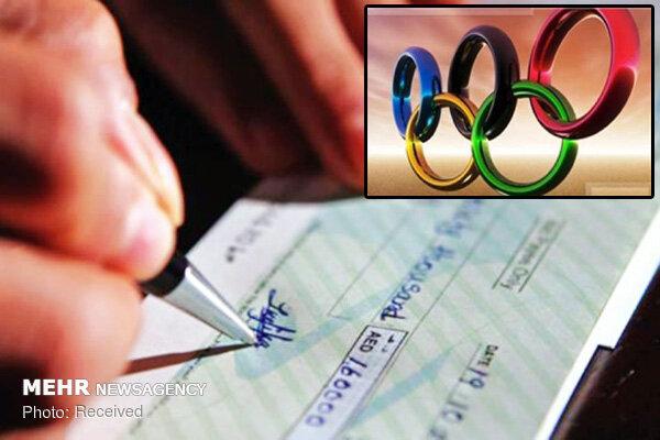 کمیته ملی المپیک سقف پرداختی به فدراسیونها را صد درصد کرد