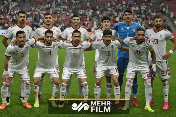 İran ve Güney Kore dostluk maçı yapacak