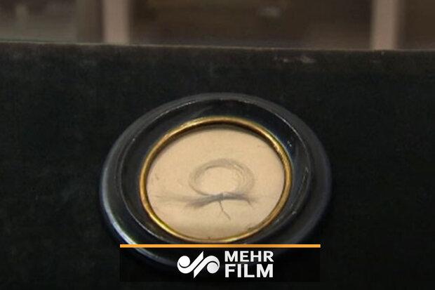 تار موی بتهوون با قیمت پایه ۱۸۰ میلیون تومان به حراج گذاشته شد
