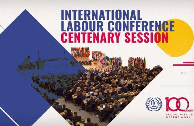 Iran attends 108th session of Intl. Labor Conference in Geneva