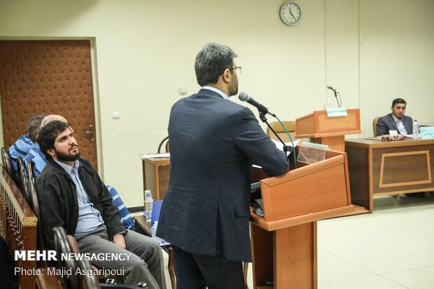 محمدهادی رضوی, بانک سرمایه, احسان دلاویز