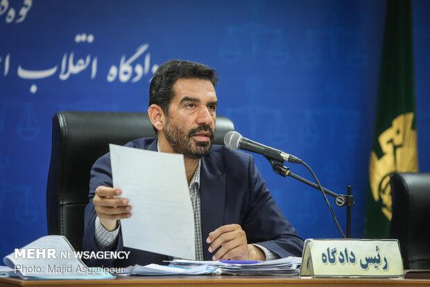 محمدهادی رضوی, محسن دلاویز, قاضی مسعودی مقام